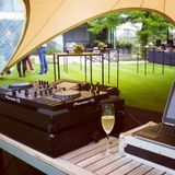 Krisix Live at Private Garden Party, 2018-05-19 - 90s & 00s Closing Set