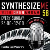Synthesize me #58 - 23/02/2014 - hour 1