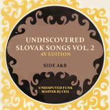 Undiscovered Slovak Songs - Vol 1  Side A and B