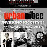 UrbanNitez Mini Mixtape Vol 1 - 90s RnB Throwback by Turnstyle