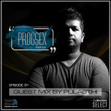 PROGSEX #51 - Guest mix by PULASTHI on Tempo Radio Mexico [20.07.2019]