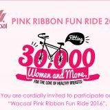 Wacoal Pink Ribbon Fun Ride on AFO LIVE