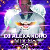 Mix No. 20 (Maj 2013) mixed by Dj Alexandro