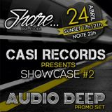 Audio Deep - Casi Records Promo Set