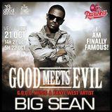 Live Good meets Evil Paris October 2011 - NJ
