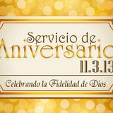Cuarto Aniversario de RDR