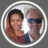 Jean-Luc Pening &  Sybille Kazuba Cishahayo - Menya Media (FR - 09/11/2017)