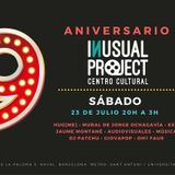 9º Aniversario Inusual Project (24.07.2016  Oh!! Faus dj set)