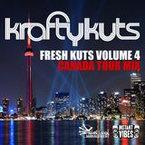 Krafty Kuts - Fresh Kuts Volume 4 - Canada Tour Mix - Nov 2011