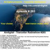 Airdigital - Trancefan Radioshow #293 2017-03-31
