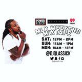DJ Qlassick Live on Power99 FM MLK Wknd '18