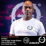 DJ Dlux - We Play Music - Podcast Episode 359 - Just Jungle Special