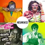 Movimientos SOAS Radio 29/11/17 w/ Rebeca Lane|Liniker|Las Hermanas|Victoria Santa Cruz|Radiokijada