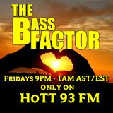 Shane Luvglo Presents The Bass Factor Mixed Live on HoTT 93 FM (250119)