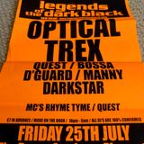 D'Guard - Legends of the Dark Black 25/7/03