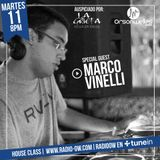 Marco Vinelli @ House Class Radioshow 11.07.2017