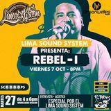 Ktarsis especial Lima Sound Sistem 27-09-16