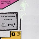 Separation Points Podcast #009 -Bicipe, Jimi Hendrix, Matthew Halsall, Mammal Hands,
