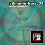 MustBeat show @ Tilos Radio FM90.3 | #drum'n'bass.03| 2018.sep.29