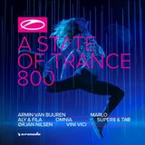 Armin van Buuren - A State Of Trance 800 (The Official Compilation) (Special Mix)
