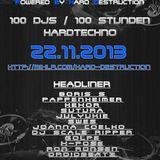 Hard Destruction B-day Bash @ Mixl-Stream 01.12.