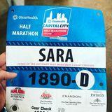 DJ4x Presents SARATHON at Capital City Half Marathon