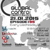 Dan Price - Global Control Episode 195 (21.01.15)