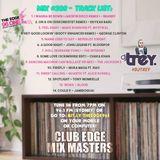 The Edge 96.1 MixMasters #208 - Mixed By Dj Trey (2018)