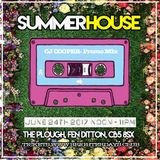 CJ Cooper - SummerHouse Promo Mix April 17