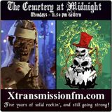 The Cemetery at Midnight - Dec. 5th 2016