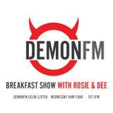 Demon Breakfast Show with Rosie Vacci B & Dee - 14/02/18