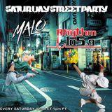 Saturday Night Street Party on 105.9fm- DJ Malo Episode 1