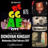 REGGAE CITY #76 DONOVAN KINGJAY