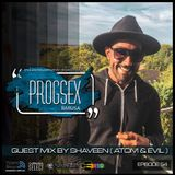 PROGSEX #54 - Guest mix by Shaveen (Atom&Evil) on Tempo Radio Mexico (07.09.2019)