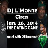 DJ L'Monte Live at The Dating Game circa