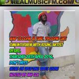Uplifting Vibez Show with 'Desire'  hosted by Jah Col