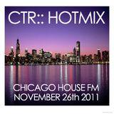 Jay Dobie - CTR Hotmix - ChicagoHouse FM
