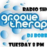 DJ Bobby D - Groove Therapy 54 @ Traffic Radio (19.02.2013)