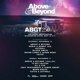 Yotto b2b Luttrell - Live at Anjunadeep at The Gorge #ABGT250