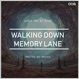 Walking Down Memory Lane 006 | Guest Mix by RANZ