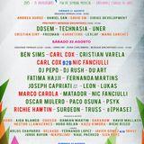 Aquasella Festival 2015 - Fernanda Martins