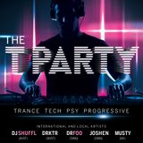 The T Party - 2015-07-31 - Set 3 - DJ ShuffL