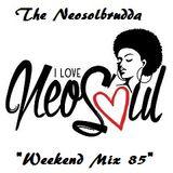 Weekend Mix vol. 85