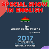 Special Show in english - Rock Bauru at Online Radio Awards