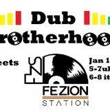 Dub Brotherhood meets Fe Zion Station ft. Ras Bantu - Anema Longa & Romeo on Outta Me Yard Radio