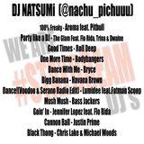 WE ARE #STAYDREAM DJ's [DJ NATSUMi]