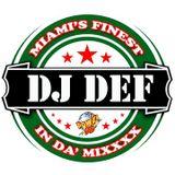 dj  def power96 tbt  mix freestyle booty