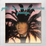 Yellow Döner Summer Orchestra Greetings (a mixtape slightly dedicated to Haruomi Hosono)