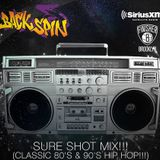Dj Mister Cee - The Sure Shot Mix (SiriusXM) - 2017.04.01