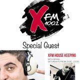 DJ Brady Malta Live On XFM 100.2 Housekeeping Radio Show 21/07/18